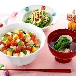 HINAMATSURI traditional foods